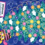 Настольная игра: Семь новогодних желаний