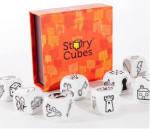 распечатать игру и кубики кубики историй