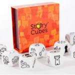 Распечатать «Кубики историй» (rory's story cubes)