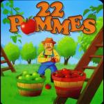 Настольная игра: 22 яблока