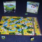 Настольная игра: Кланы (Clans)