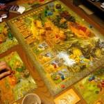 Настольная игра: Каменный век