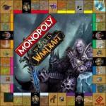 Настольная игра: монополия WOW (World of Warcraft)