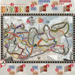 Настольная игра: Билет на поезд (СССР)