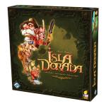 Настольная игра: Золотой город (Isla Dorada)