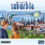 Настольная игра Субурбия (Suburbia, Пригород)