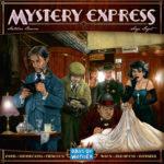 Настольная игра: Тайна Восточного экспресса (Mystery Express)
