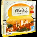 Настольная игра: Альгамбра (Alhambra)