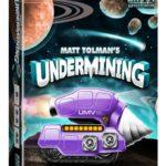 Настольная игра: Космические бурильщики (Undermining)