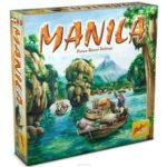 Настольная игра: Манила