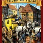 Настольная игра: Королевская почта (Thurn and Taxis)