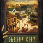 Настольная игра: Дикий Запад (Carson City)
