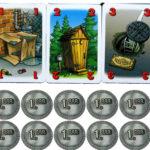 Настольная игра: На продажу! (For sale)