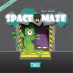 Настольная игра: Космический лабиринт (Space maze)