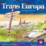 Настольная игра: Транс Европа Trans Europa