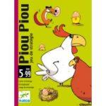 Настольная игра: Чик-чирик (Piou-piou)