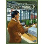 Настольная игра: Энергосеть: Управляющий фабрикой Power Grid: Factory Manager