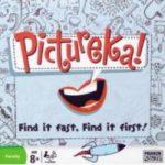 Настольная игра: Пикчурека (Pictureka!)