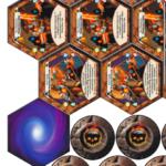 Настольная игра: Вортекс Вихрь (Vortex Maelstorm)