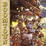 Настольная игра: Город Золотодобытчиков (Boomtown, Бумтаун)
