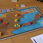 Настольная игра: Король Сиама (King of Siam)