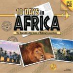 Настольная игра: 10 дней в Африке