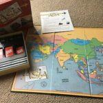 Настольная игра: 10 дней в Азии