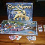 Настольная игра: San Marco (Сан Марко)