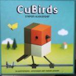 Настольная игра: Кубички (CuBirds)