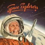 Настольная игра: Покорители космоса (Space Explorers)