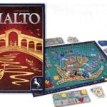 Настольная игра: Rialto (Риальто, Венеция)