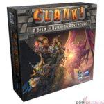Настольная игра: Кланк! Подземное приключение (Clank!)