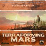 Настольная игра: Покорение Марса (Terraforming Mars)