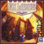 Настольная игра: Библиотека (Ex libris, Экслибрис )