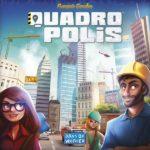 Настольная игра: Квадрополис (Quadropolis City Mania)
