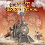 Настольная игра:  Кольт Экспресс (Colt Express)