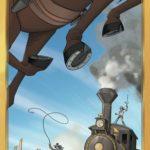 Настольная игра дополнение: Кольт Экспресс: Лошади и Дилижанс (Colt Express: Horses and Stagecoach)
