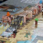 Настольная игра дополнение: Кольт Экспресс: Машина времени (Colt Express: The Time Travel Car)
