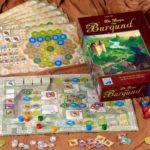 Настольная игра: Замки Бургундии (The Castles of Burgundy)