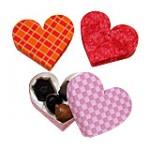 Подарочная упаковка: Сердечки